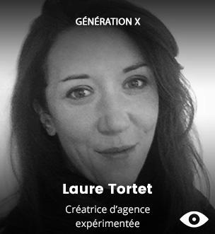 GENERATION X - Laure Tortet - Créatrice d'agence expérimentée