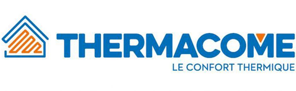 Logo Thermacome, client de l'agence Alure Communication