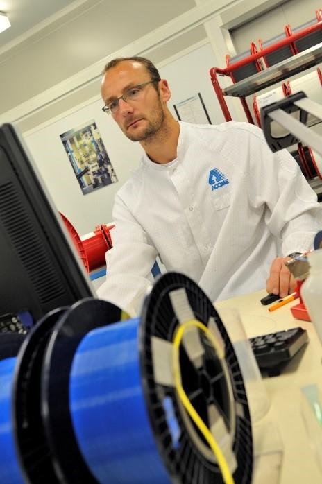 Acome est un fleuron technologique de l'industrie française