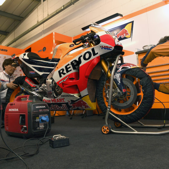 honda garage eu22i