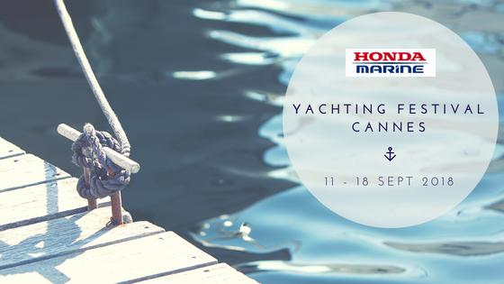 honda marine yachting festival cannes