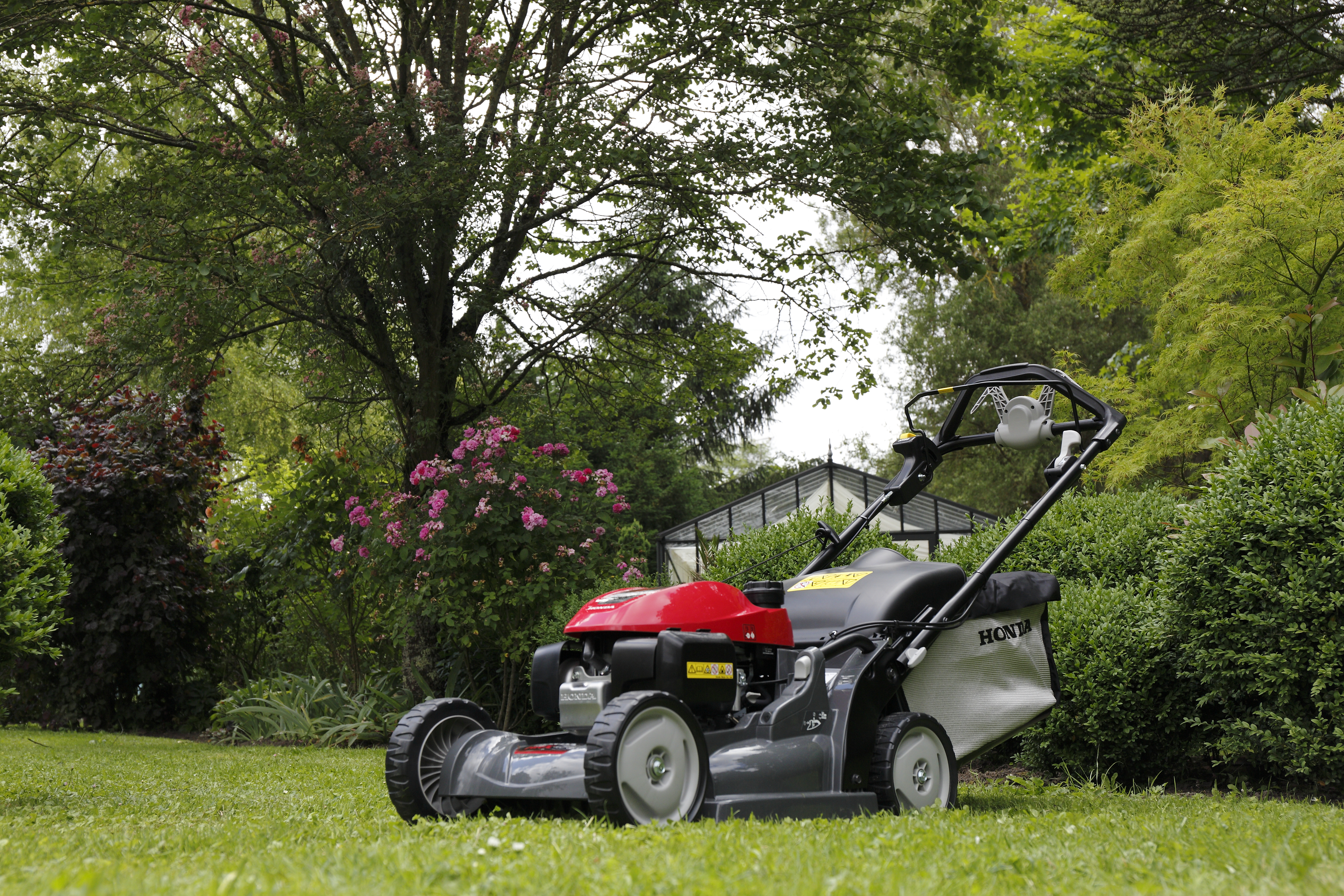 Tondeuse HRX 476 Honda Jardin