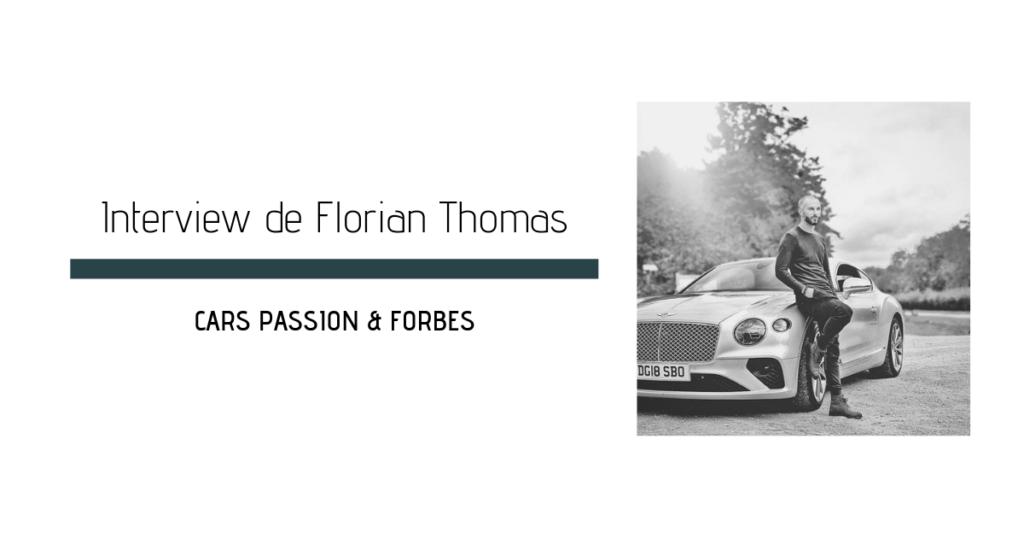 florian thomas cars passion gazette alure